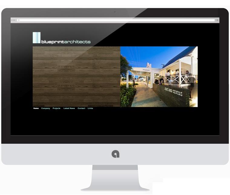 Blueprint architects affran my portfolio blueprint architects malvernweather Image collections