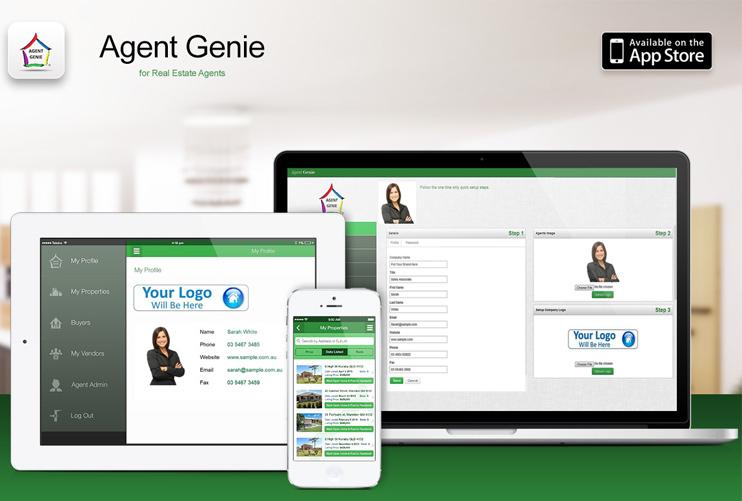 agent genie  u2013 ios app